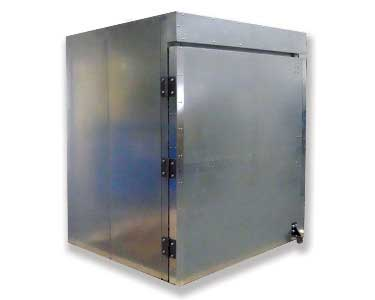 powder coating equipment - electric oven