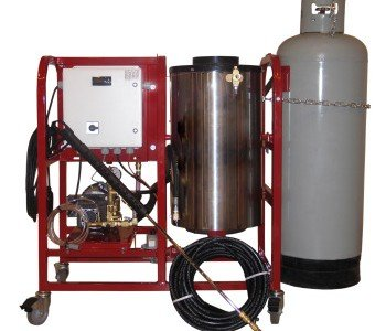 powder coating equipment - steam units
