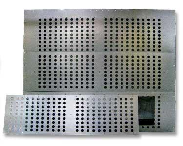 powder coating equipment - spray walls