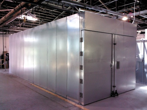 Powder Coating And Curing Ovens Reliant Finishing Systems
