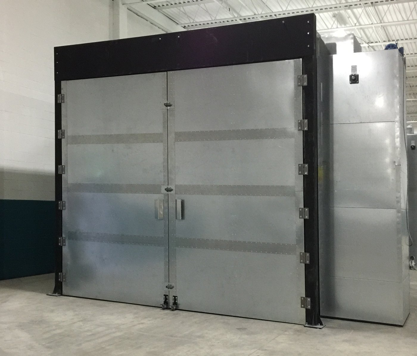 Powder Coating ovens from Reliant Finishing Systems & A Powder Coating Oven Recorder Can Solve Curing Problems