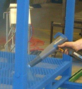 powdering coating guns