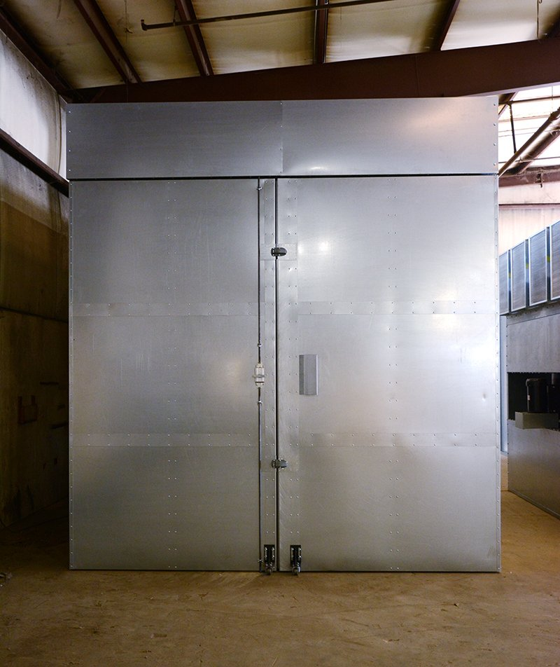 Powder Coating Oven ~ What size powder coating oven do you need for your operation