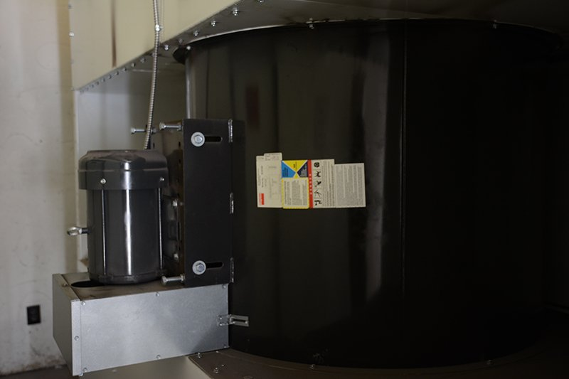 Paint Booth Axial Exhaust Fans : Three common powder spray booth misconceptions reliant