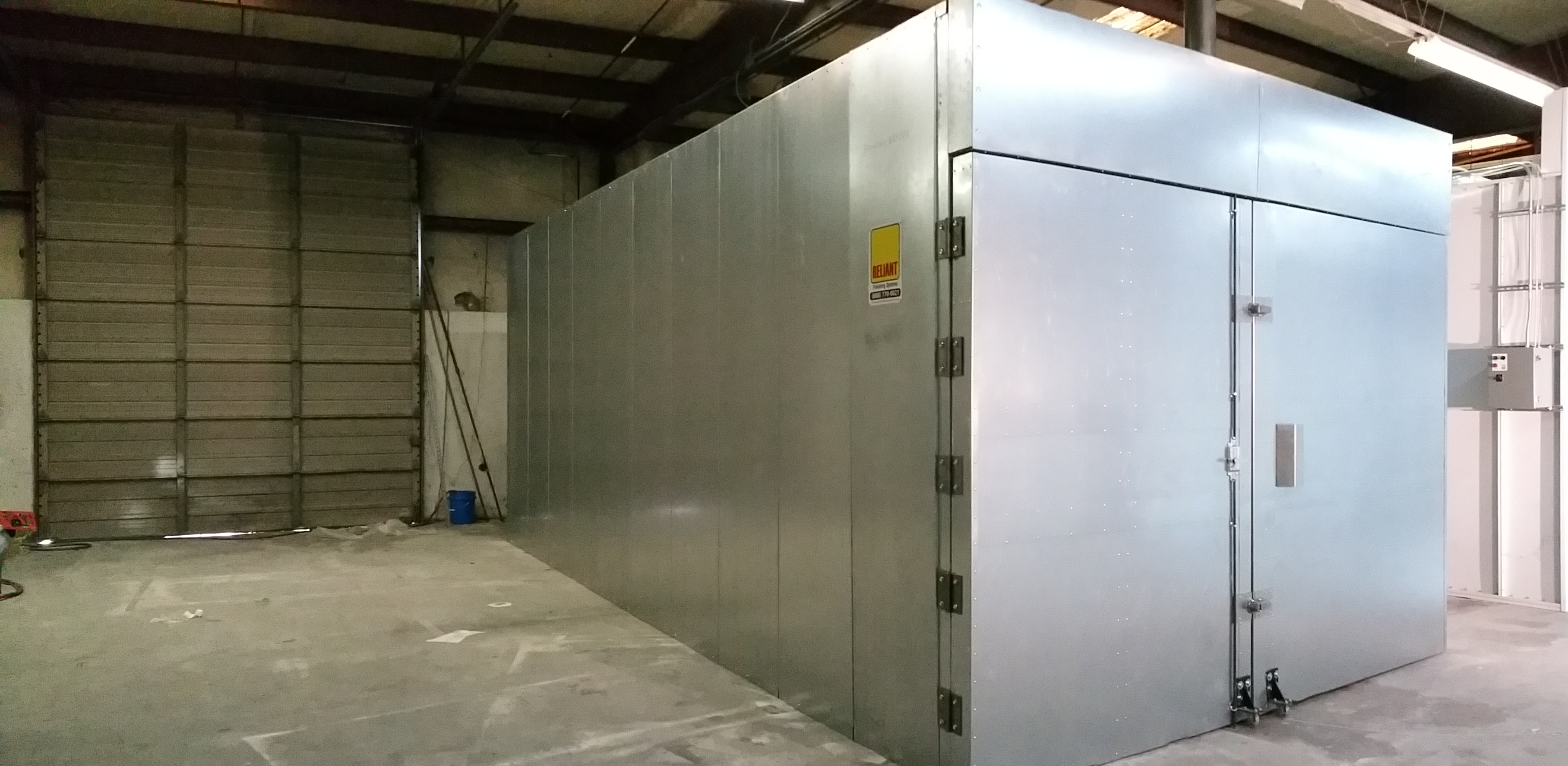 Batch Powder Curing Oven From Reliant Finishing Systems & Improve Your Batch Powder Curing Oven Performance