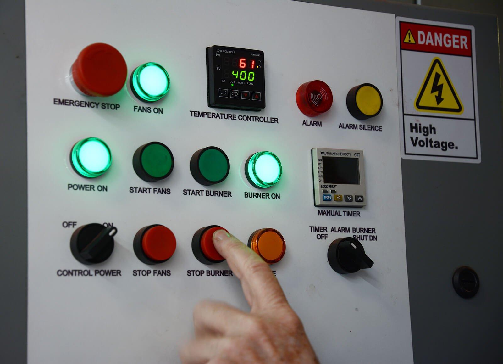 5 don\u0027ts for batch powder coating ovens Gas Powder Coating Oven Plans