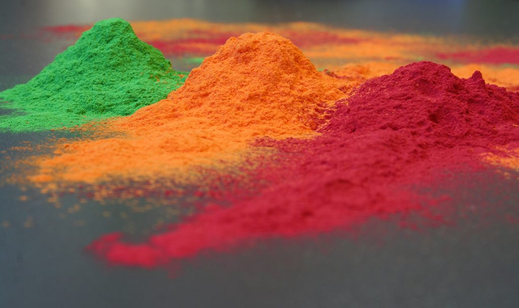 Powder Coating Particle Size