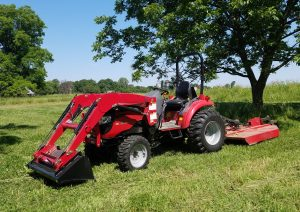 Agriculture Equipment with Powder Coating Outdoors