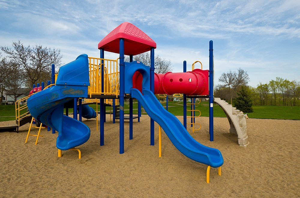 Does More Time On Playground Equal >> Powder Coating Outdoor Equipment Can Improve Your Business Reliant